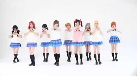【ラブライズ!】START DASH!! - Dance Mirror-0