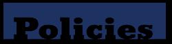 Policies Wiki-wordmark