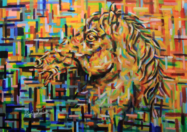 File:Digitized horse.jpg