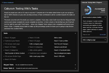 Wiki Progress Bar