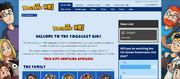 Yogscast Review Homepage