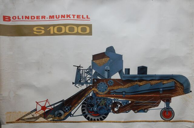 File:Bolinder Munktell S1000 maaidorser.jpg