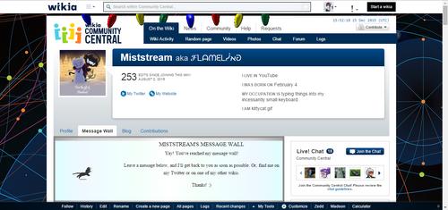 Miststream the Monstercat