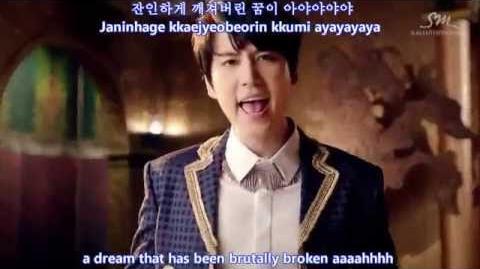 Super Junior Mamacita MV Eng Sub + Romanization + Hangul HD