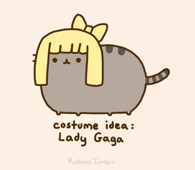 File:Pusheen Lady Ga Ga.png