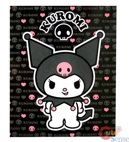 File:Sanrio-Hello-Kitty-Kuromi-Blanket-Skull-Throw-1.jpg
