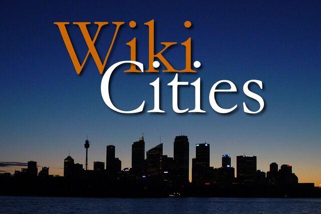 File:WikiCities Logo.jpg