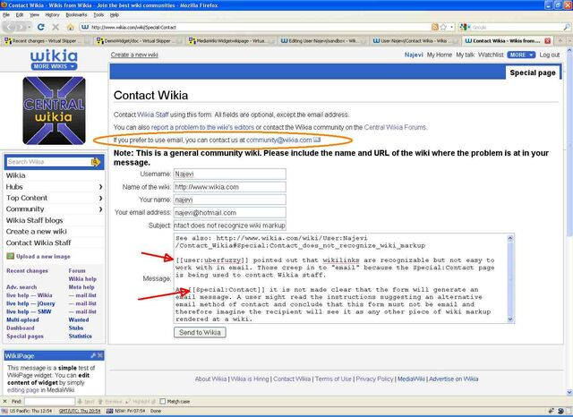 File:ContactWikia does not recognize wiki markup.jpg