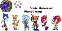 Sonic Universal: Planet Warp
