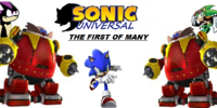 Sonic Universal: The First Of Many