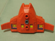 Max ray - sea bat - chest unit