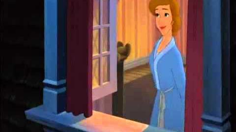 """Scena finale tratta dal film d'animazione """"Ritorno all'Isola che non c'è"""""""