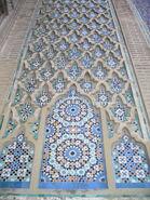 Mekhnes bab Mansour Mosaique