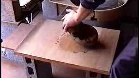 陶道窯 磯田行雲 Lesson of ceramic art by Kouun Isoda 1