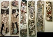 PalaceInlays-NubiansPhilistineAmoriteSyrianAndHittite-Compilation-MuseumOfFineArtsBoston