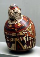 Nazca effigy vessel 2, Museo de América
