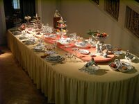 Meissen-Porcelain-Table