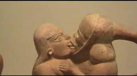 Erotic preinca art
