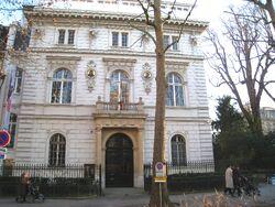 Musée Cernuschi - exterior