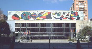 Palacio de Congresos y Exposiciones (Madrid) 01
