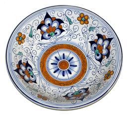 Faience Plate Traditional.jpg