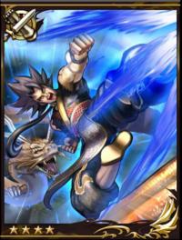 Dragon master monk