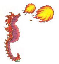 Zesian Dragon