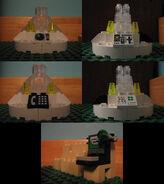Unproduced LEGO Doctor Who TARDIS