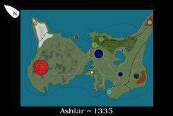 Ashlar map