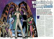Doctor Who Magazine 272 (34-35)