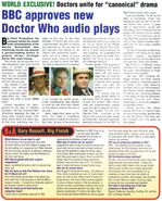Doctor Who Magazine 275 (4)