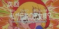 Episode 24: I'm the Legendary Princess?