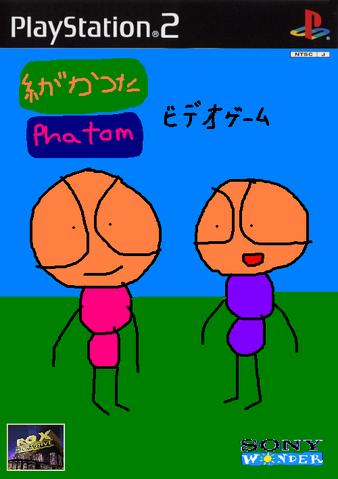 Greeny phatom 3d