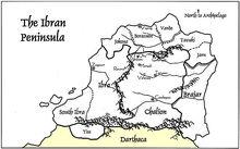 Darthaca-map