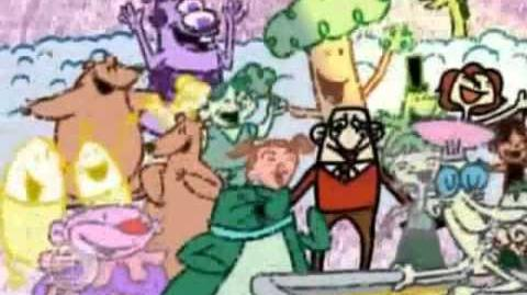 ChalkZone - Bushel Full of Yum Rudy and The Chalkzone Band
