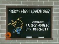 Rudy's First Adventure titlecard