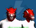 Werewolf 02 Monstrous (Head Type)