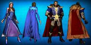 Dark Ages Fantasy Costume Set Detail 2