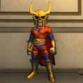 Dr. Destroyer Retro Action Figure
