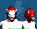 Werewolf 03 Monstrous (Head Type)