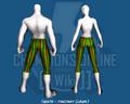 Tights - Fantasy (Legs) - Back