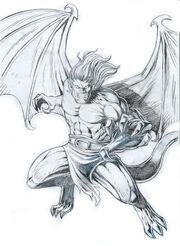 Goliath Gargoyle by Joemand