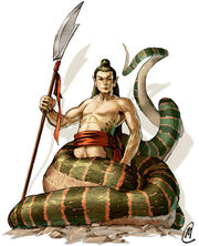 Shinomen naga