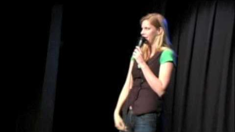 Jennifer Flack Stand Up