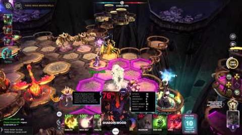 Chaos Reborn Candle & the Mask 3 Palace Battle Dreykrafft & Farious