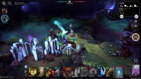 Crystal Wall - Death (Chaos Reborn Wiki)