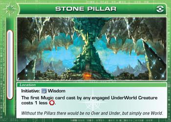 Stone Pillar Card