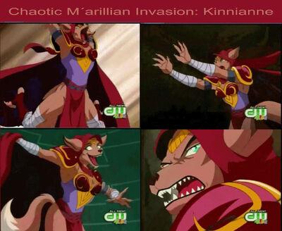 Chaotic Kinnianne 2