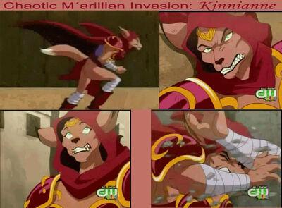 Chaotic Kinnianne 1