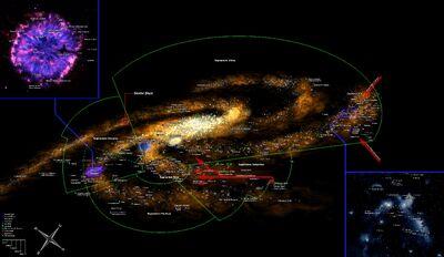 Sector Deus Location